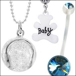 Pregnancy Jewelry