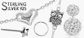 silver smycken